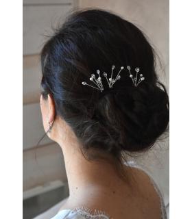 Trio de pics à cheveux Etincelle