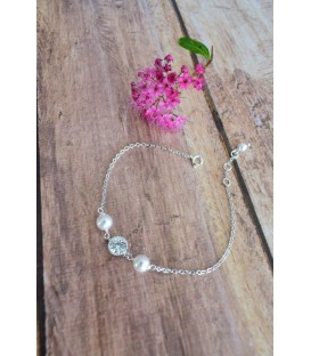 Bracelet de mariée Savanah