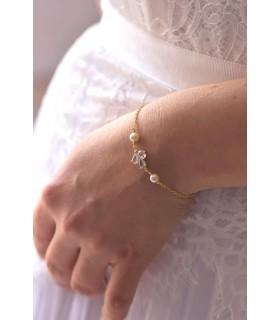 Bracelet de mariée Dune