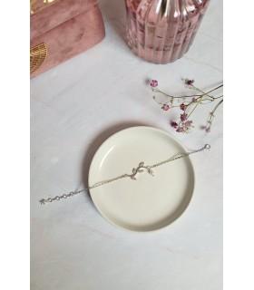 Bracelet de mariée Brindille
