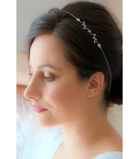 Headband mariage Brindille