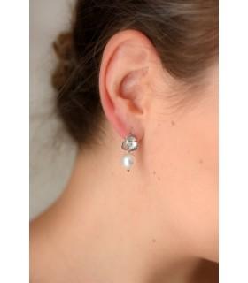 Boucles d'oreilles Marlène
