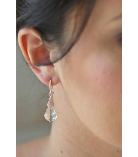 Boucles d'oreilles Boréale