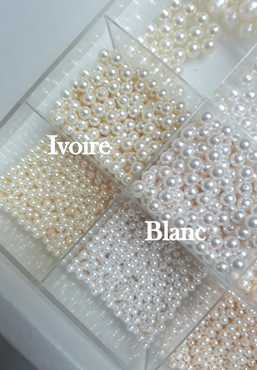 Création de bijoux mariage en perles